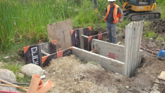 Innisfil Bore & Excavation Project